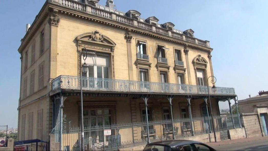 Accueil paris saint cloud hotel