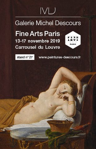 Descours Fine Arts Paris 2019